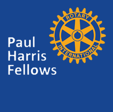 Paul Harris Fellows